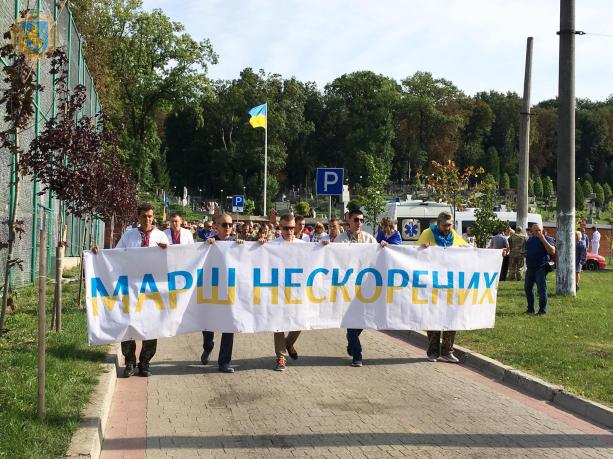 Львовяне вышли на улицы города: идею поддержал даже городской совет
