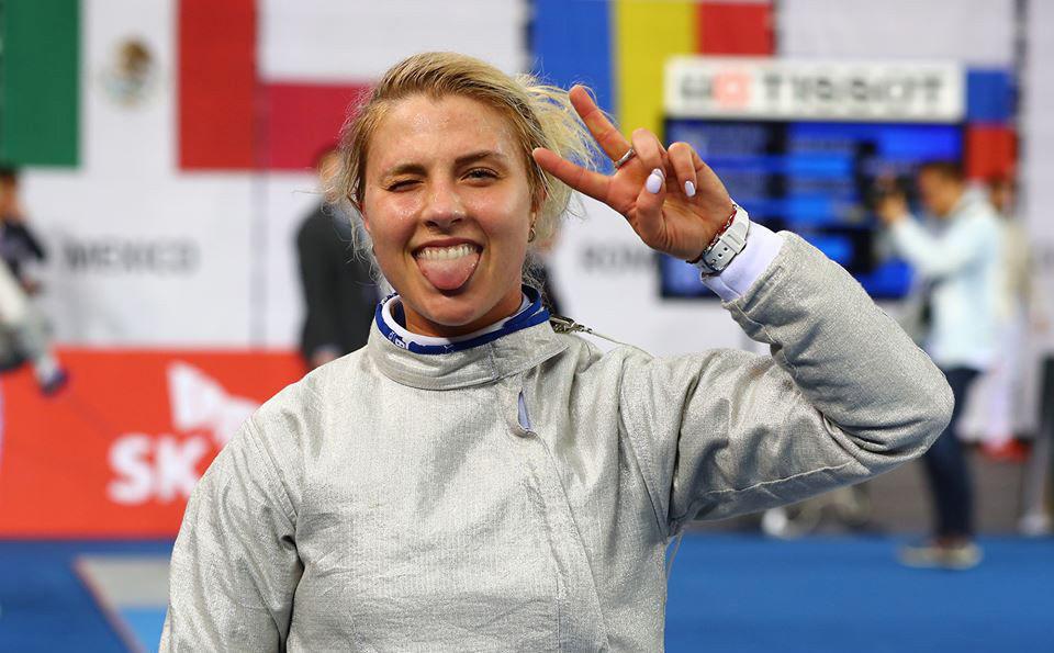 Признана лучшей: Харлан стала спортсменкой месяца