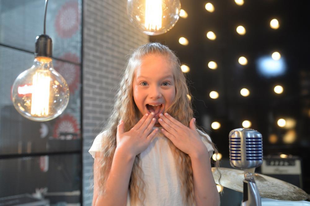 «Хочу прославить Украину на весь мир»: дочь Кошевого поедет на детское Евровидение-2019