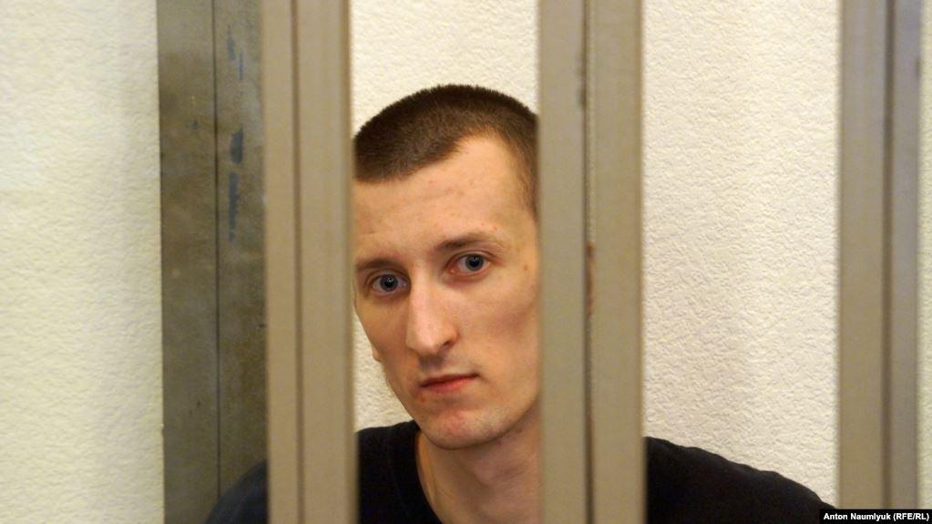 «Не хочу жить за счет налогоплательщиков»: суд в России рассмотрел ходатайство украинского политзаключенного