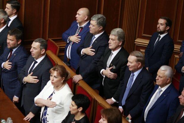 «Плохая примета» С Порошенко произошел неприятный конфуз в Раде. Знак свыше?