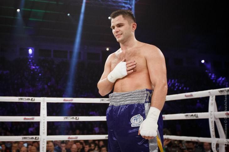 Украинский боксер победил поляка нокаутом. Ожидаемая победа