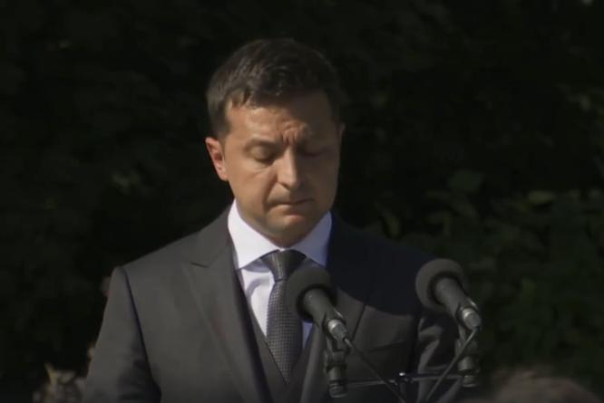«Невозможно забыть и простить!»: Зеленский выступил с эмоциональным заявлением. Нельзя допустить снова!