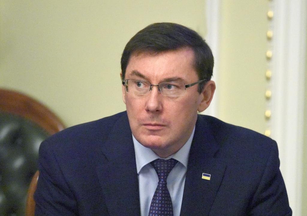 «С каждым днем будет хуже»: Луценко обратился к новому генпрокурору Рябошапке