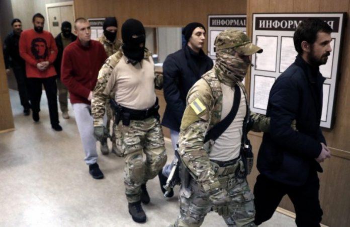 Суд в закрытом режиме: В Москве вынесли новое решение относительно украинских моряков