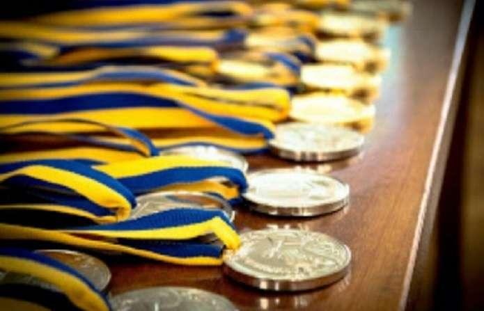 Первые медали полученные: Украина получила «серебро» на Чемпионате Европы