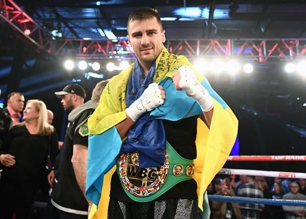 Рекордный гонорар: Гвоздик стал одним из самых высокооплачиваемых украинских боксеров