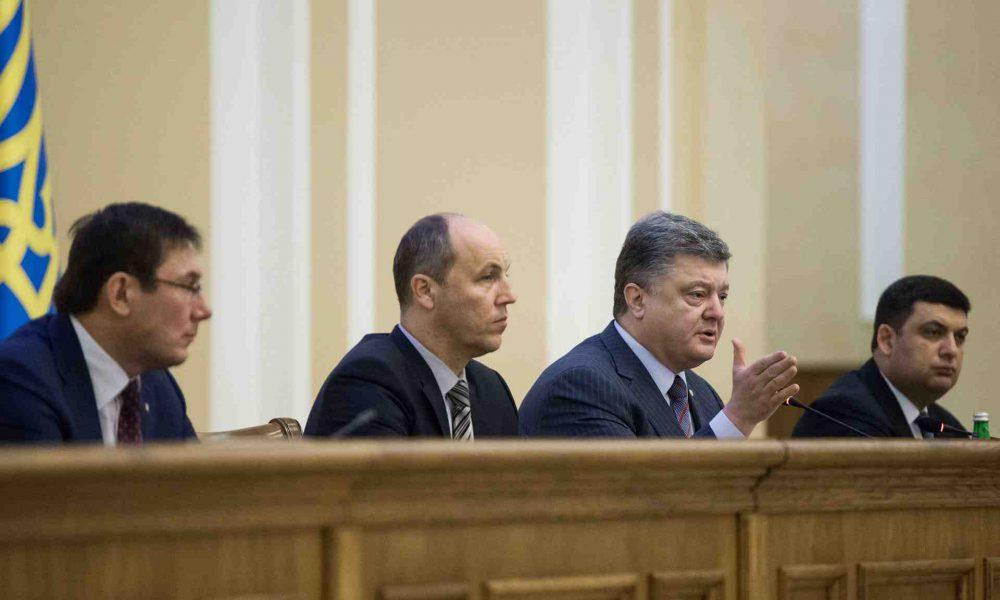Луценко и Парубия допросят! «Серый кардинал» Порошенко начал расплачиваться