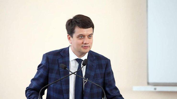 «Вы не проснетесь с новым»: Разумков сделал неожиданное заявление о дате назначения нового Кабмина