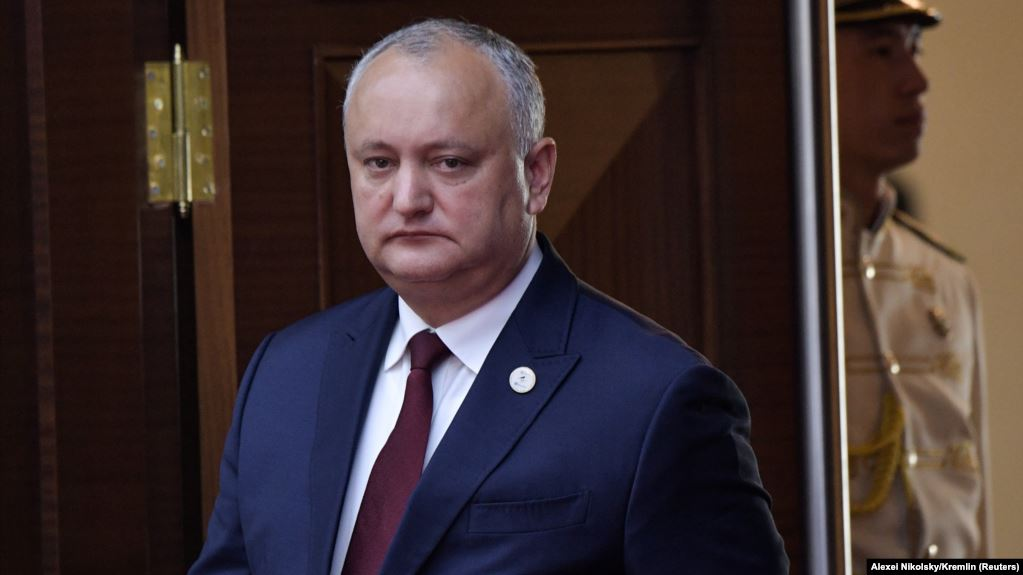 «Мы всегда будем поддерживать Украину»: президент Молдовы обратился к украинскому народу