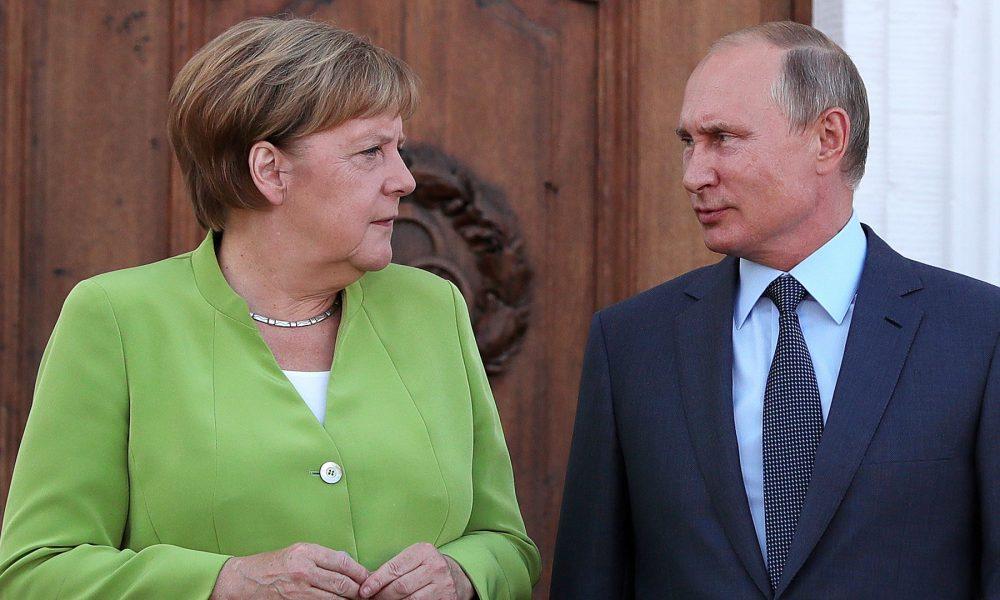 Будем вести себя соответственно! Меркель жестко обвинила Россию. Так не будет