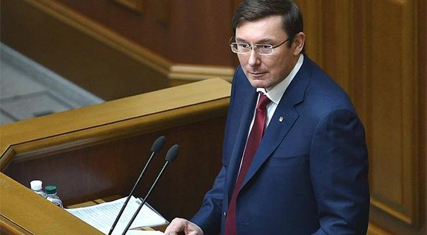 «Стыдно за него»: Луценко прокомментировал задержание своего соратника. Вот так просто отрекся