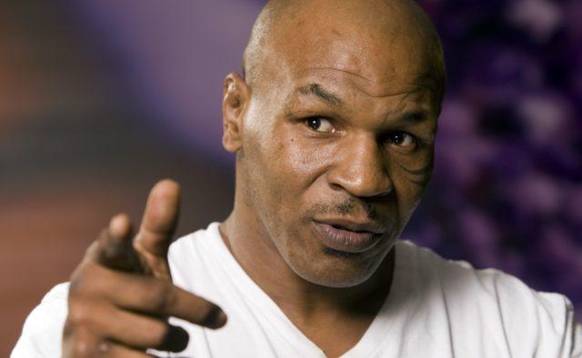 «Я с нетерпением жду» Легендарный боксер Майк Тайсон рассказал о бое Ломаченко