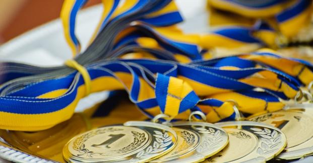 С победами домой: украинцы на чемпионате Европы получили 14 медалей
