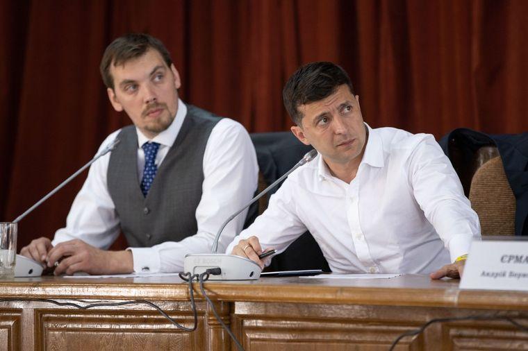 «Он — политический лидер!»: Новый премьер сделал громкое заявление о президенте Зеленском. Золотые слова