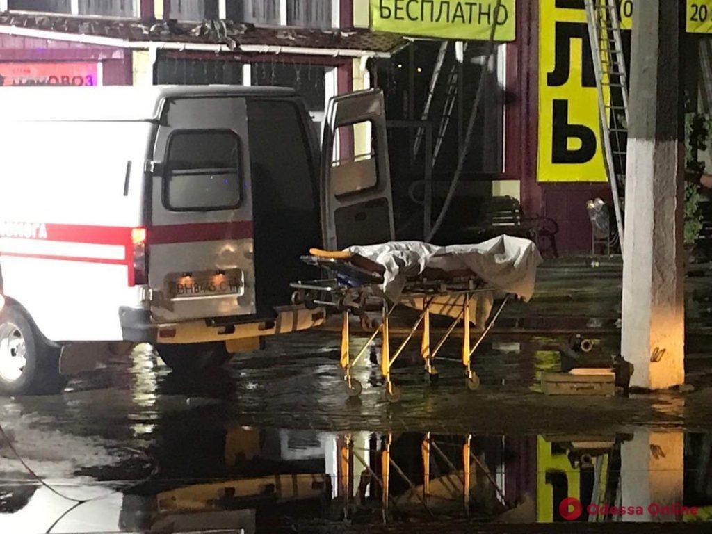 Ужасная трагедия в Одессе: Полиция задержала владельца отеля, где погибли 9 человек