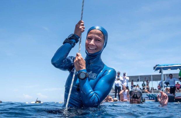 «Я член клуба» кому за 100 «»: Украинка установила новый мировой рекорд