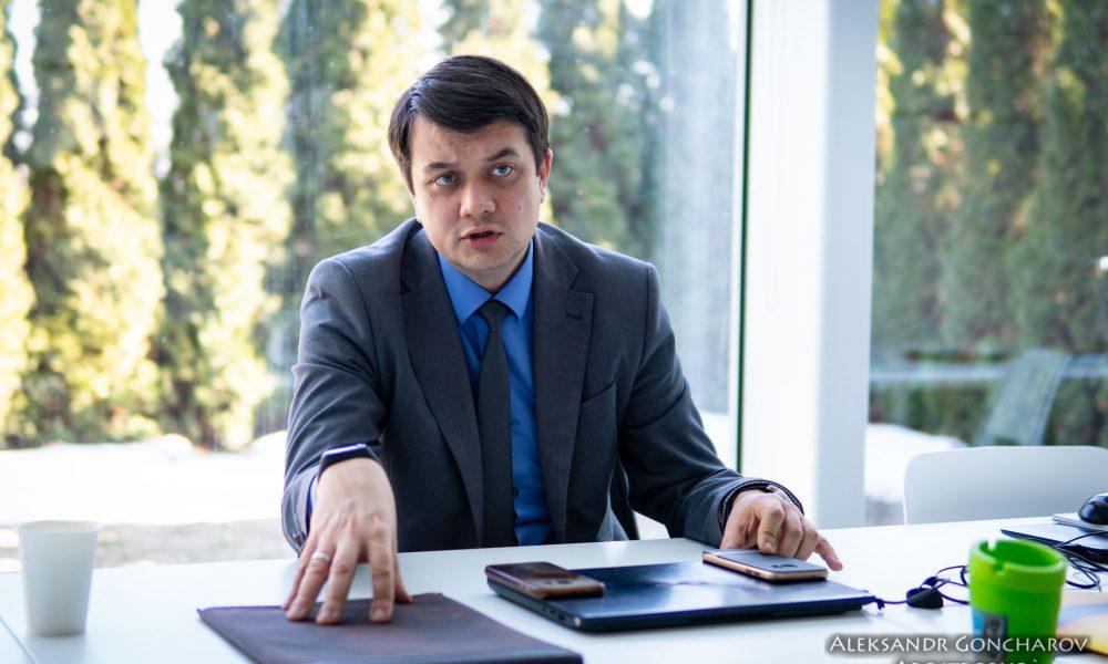 29 августа все решится! Разумков выступил с резким заявлением. Имя премьера