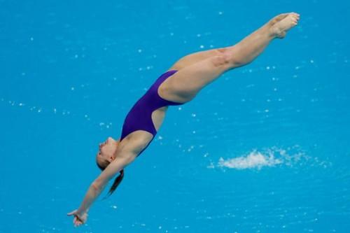 Это уже второе «золото»: Украинка выиграла Чемпионат Европы по прыжкам в воду