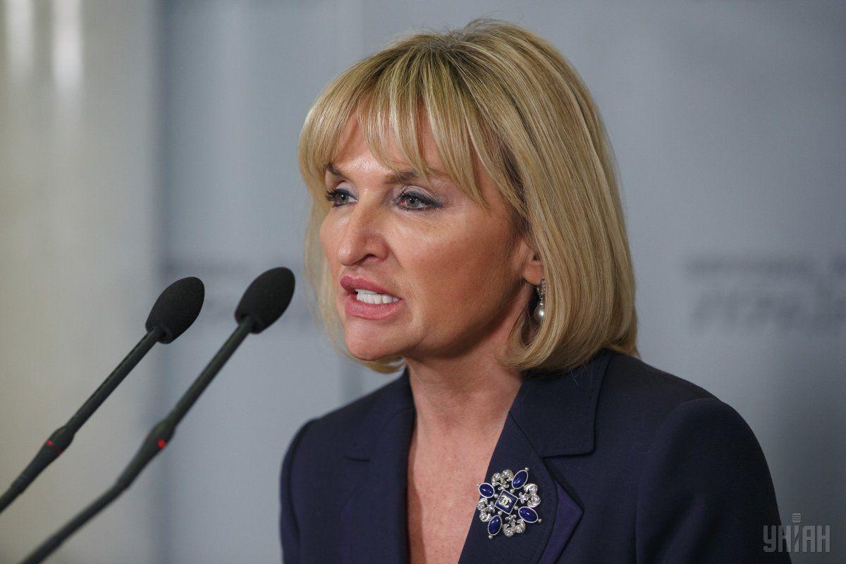 «Прямо с трибуны» Ирина Луценко отличилась в первый день заседания Рады. Не просила, а требовала!