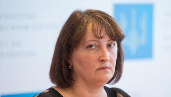 НАБУ и САП просят Рябошапку согласовать подозрение экс-председателю НАПК Корчак