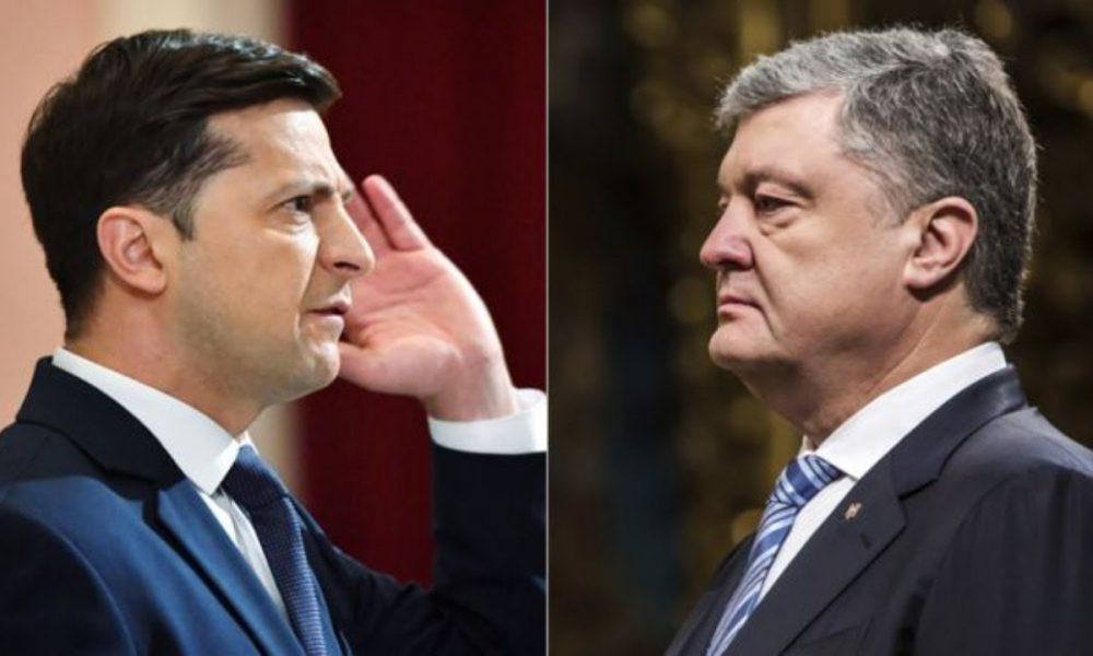 Зеленский ударил Порошенко в «больное место», экс-гарант закатил истерику: «стиль России»