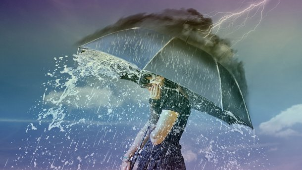Дожди и невероятная жара: погода в Украине на выходных
