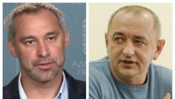 Первый пошел: Новый Генпрокурор Рябошапка уволил главного военного прокурора Матиоса