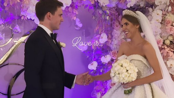 Кто из знаменитых певцов заработал на свадьбе Ассоль?: первые фотографии и видео с долгожданной свадьбы