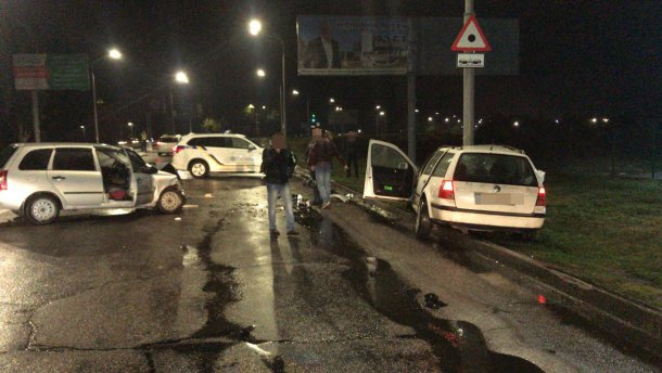 Лоб в лоб: И снова пьяный полицейский устроил жуткое ДТП под Днепром