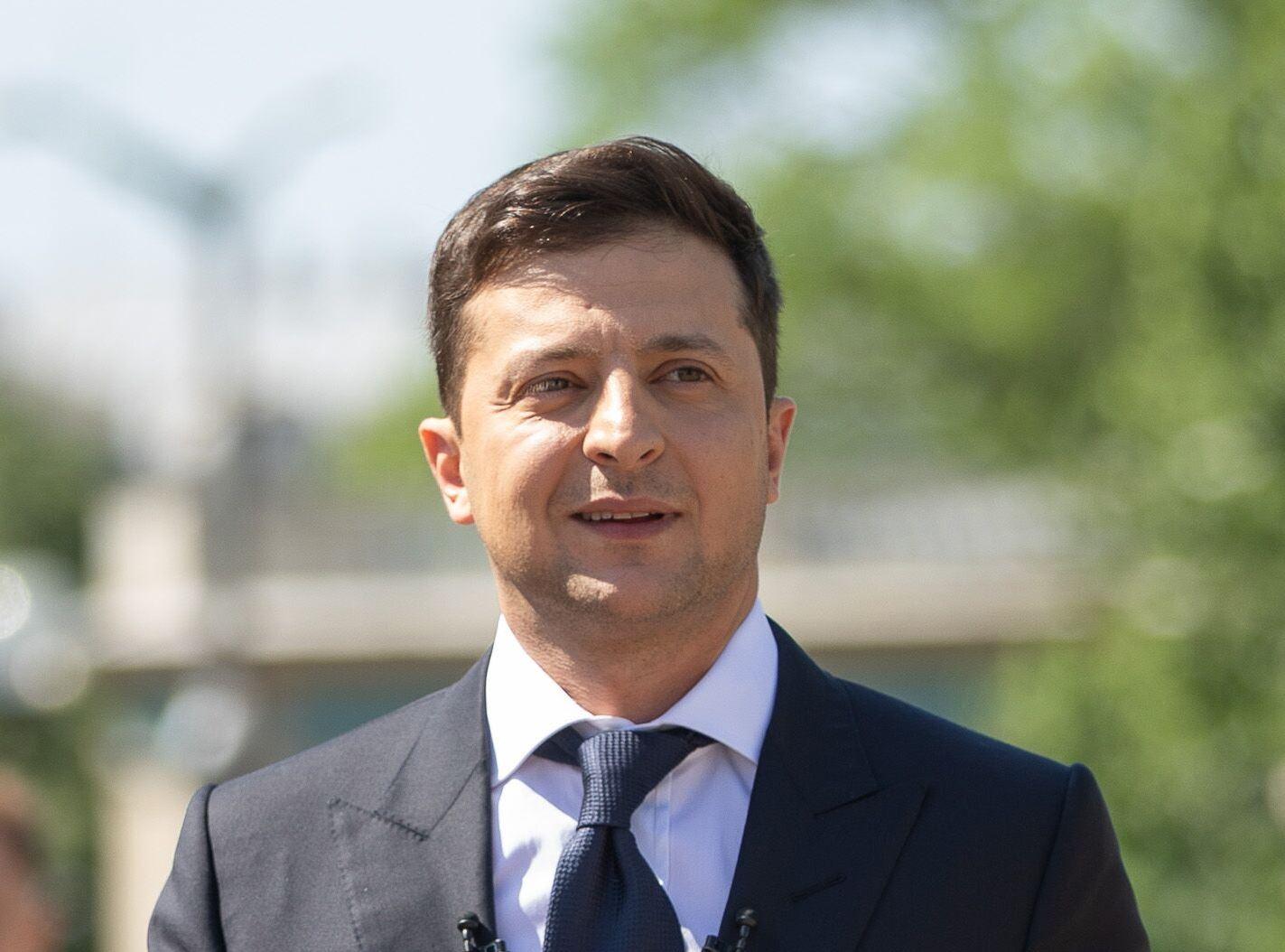 «Я очень доволен нашей работой»: Зеленский представил нового министра иностранных дел