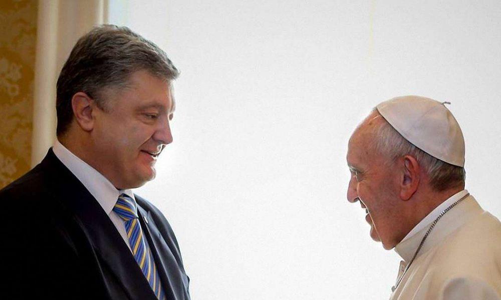 Даже святые отреклись от Петра: Папа Римский отказался от встречи с Порошенко. И Томос не помог!