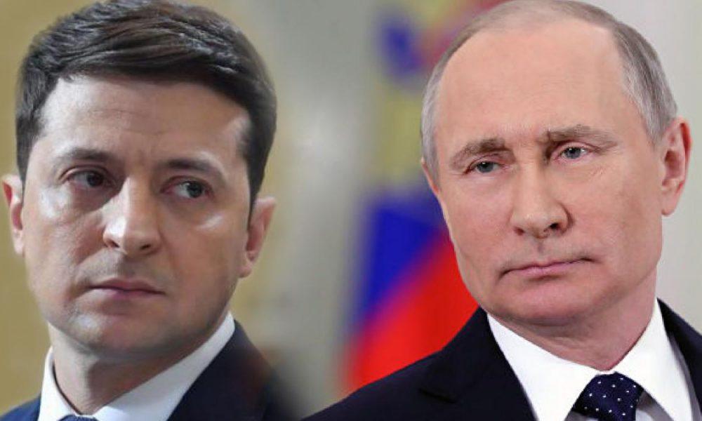 Путин набросился на Зеленского! «Стал дыбом» из-за кума, Медведчук пожаловался