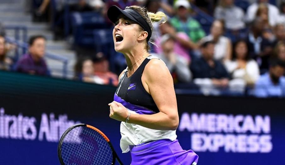 Топ-3 мирового рейтинга: Свитолина вышла в полуфинал US Open