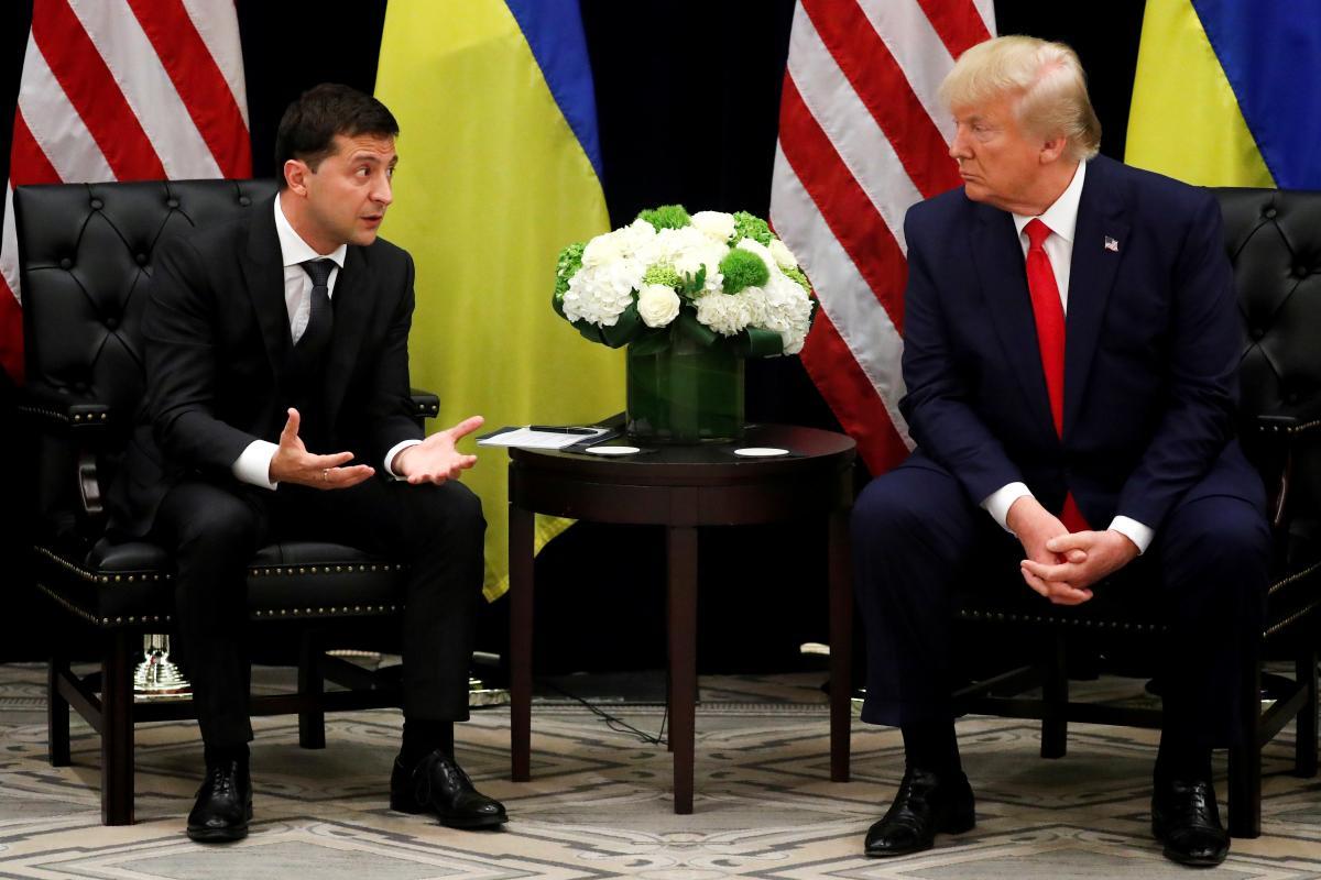 Скандальный разговор президентов: США обнародовали текст жалобы разведки на диалог Трампа-Зеленского