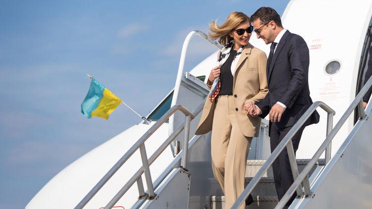 «Это вам не женщина 3 тысячелетия»: Елена Зеленская покорила Америку образами от украинских дизайнеров. Недешево!