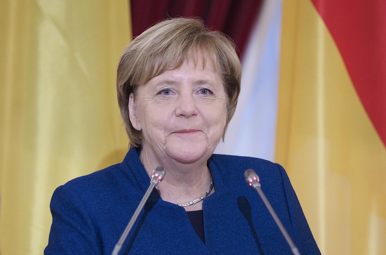 «Европа должна оставить след в урегулировании конфликта между РФ и Украиной» Меркель выступила с громким заявлением. Первые шаги сделаны