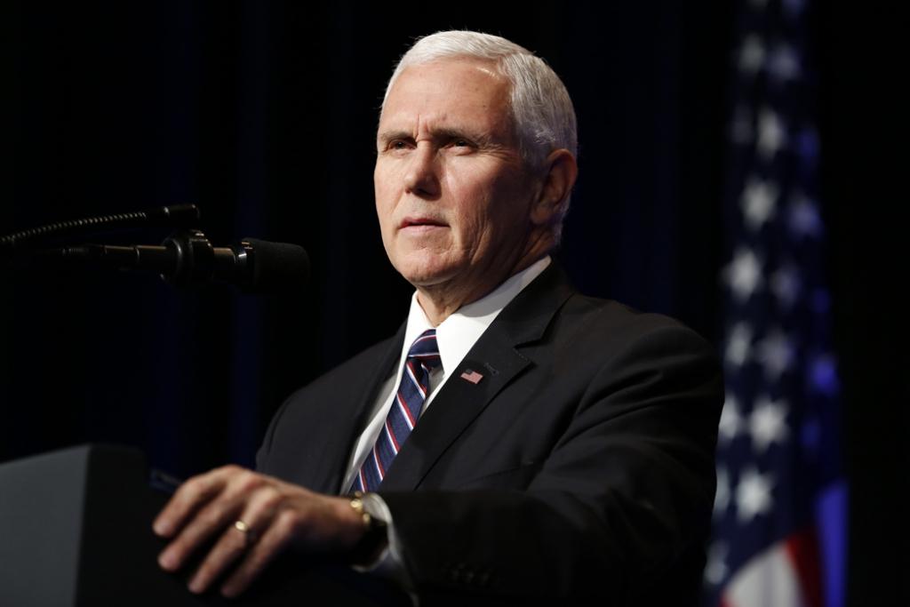 «Стоим плечом к плечу»: вице-президент США удивил заявлением про Украину. Никто не ожидал