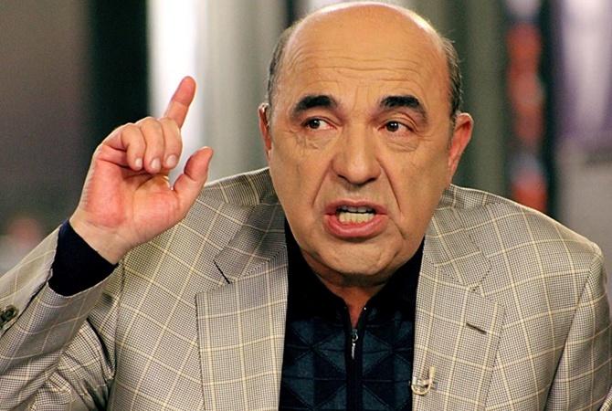 Прекрасный и певучий: Зеленский едко подколол Рабиновича во время выступления на заседании Рады