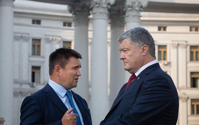 А на допросы экс-президент так и не появляется: НАБУ открыло дело против Порошенко и Климкина