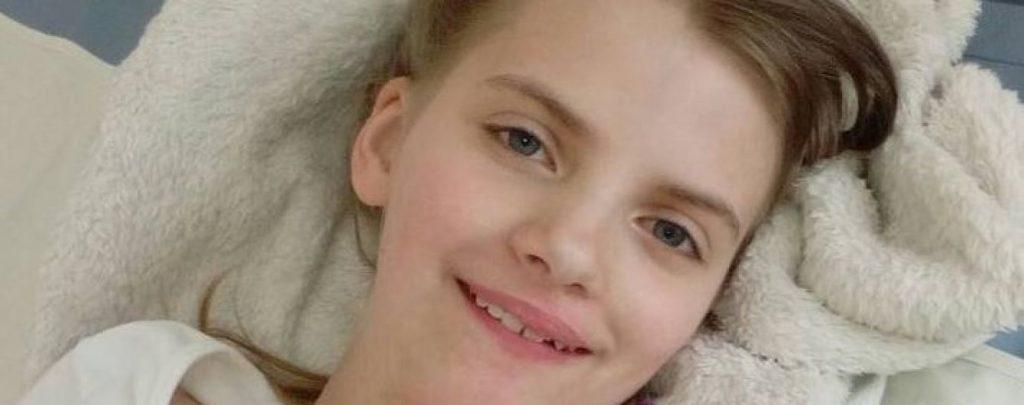 Анна получила тяжелые осложнения после кори и ей срочно нужна помощь