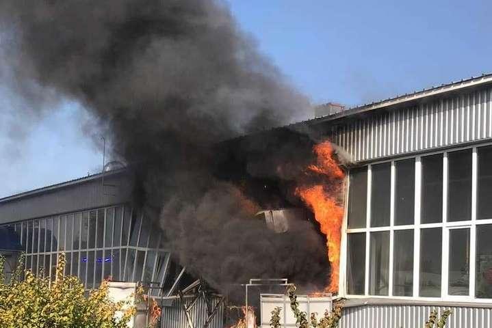 Взрыв на заводе в Сумах: трое пострадавших находятся в реанимации. Тяжелый ожоговый шок