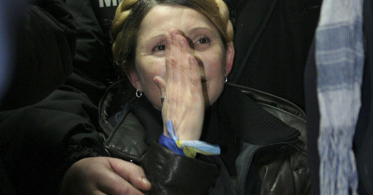 «Отпевали во дворе дома матери Тимошенко»: Стало известно, какого близкого человека потеряла лидер «Батькивщины»