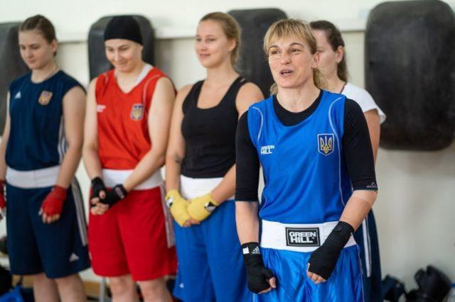 Сборная Украины по боксу отказалась от участия в турнире на территории России
