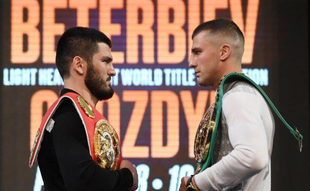 Гвоздик и Бетербиев подрались вне ринга: первые подробности встречи