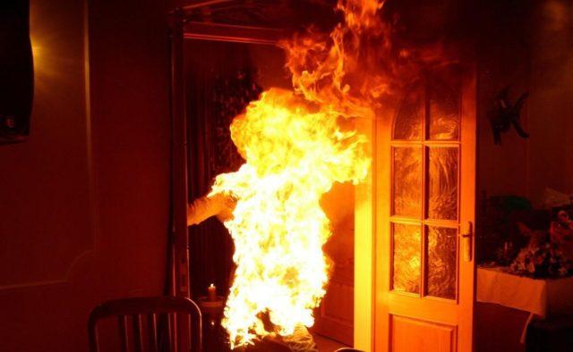 Жуткая расправа потрясла Запорожье: мужчина сжег заживо девушку. Только отошли от потери Ковалевой