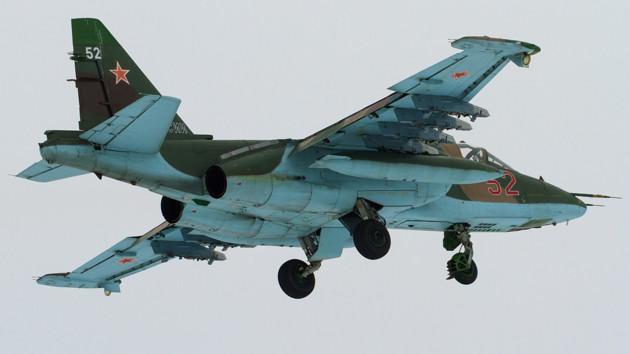В России разбился военный самолет Су-25: всплыли подробности трагедии