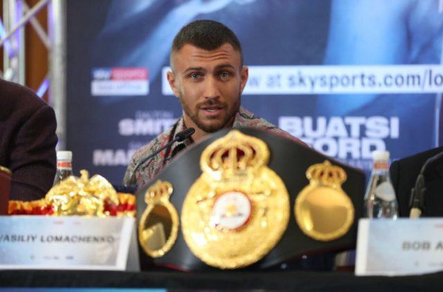 Ломаченко готовится к бою за звание абсолютного чемпиона: названа дата «сражения»