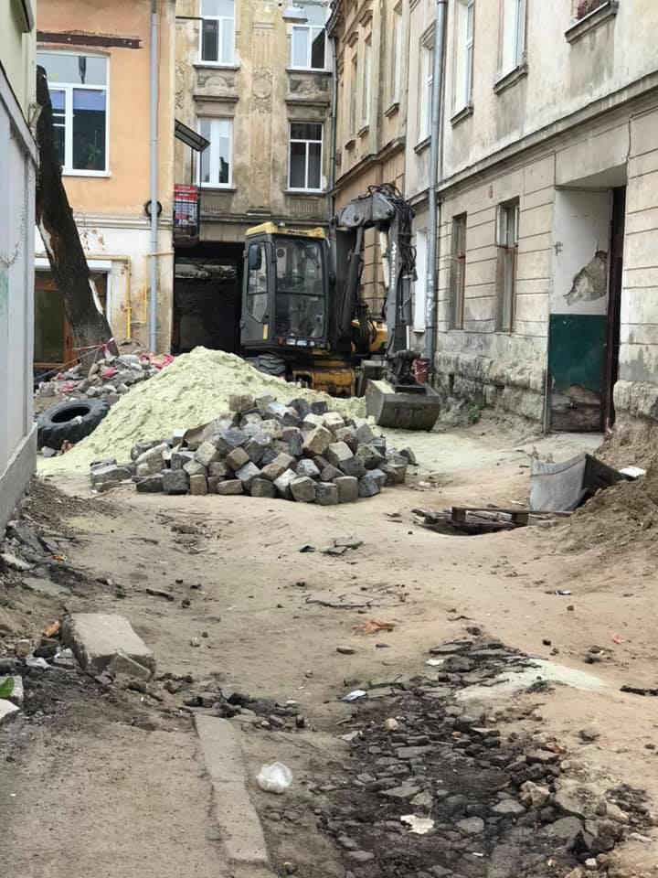 # СадовийвідремонтуйЛьвів: львовяне который раз просят отремонтировать улицу Узкую. Сколько еще продлится это?