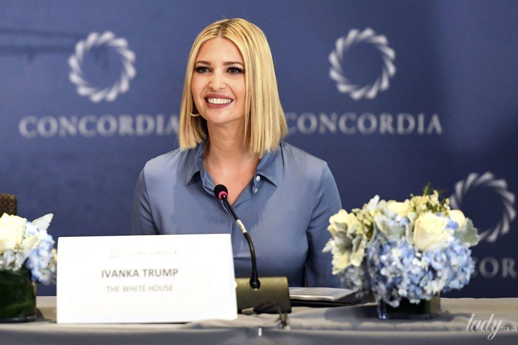 «Умеет акцентировать внимание на главном»: дочь Трампа «особенно» отличилась на Генассамблее ООН. Не очень смелый наряд?
